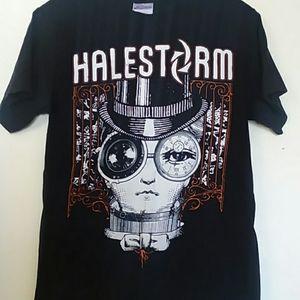 Halestorm graphic tshirt